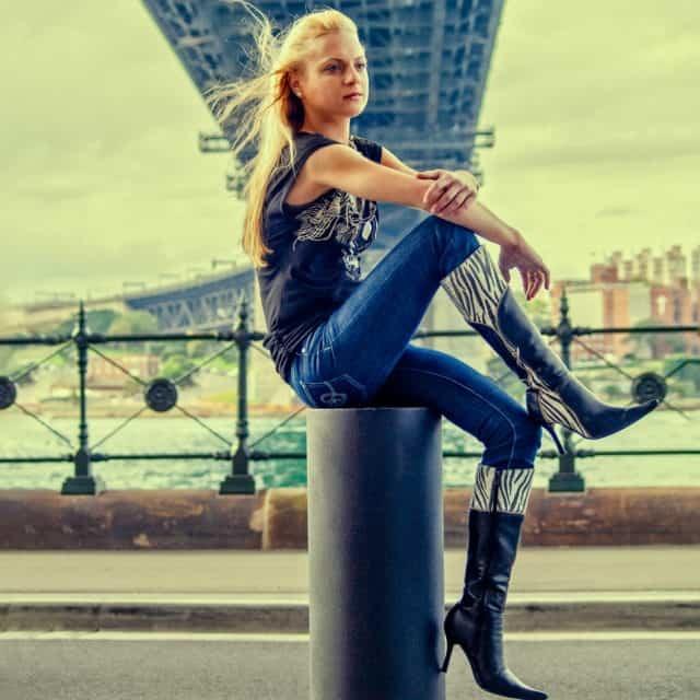 Dominique - Fashion Model Sydney Photoshoot