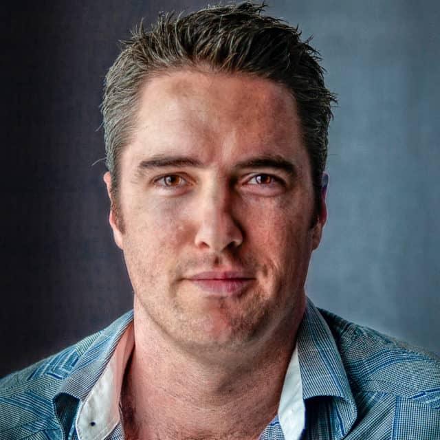 Corporate Portrait - Chris