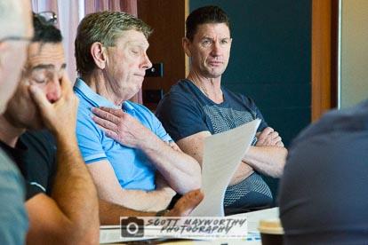 Behind The Scenes - Sharks 2016 NRL Grand Final